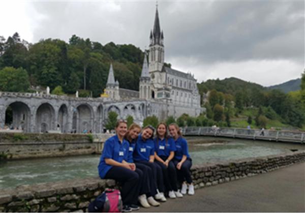 Our Trip to Lourdes by Sinead Egan