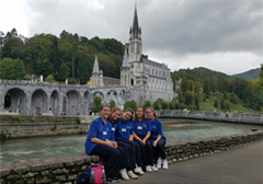 Our Trip to Lourdes by Sinead Egan
