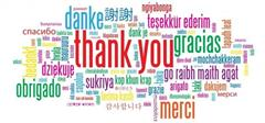 Thank you to our teachers & staff