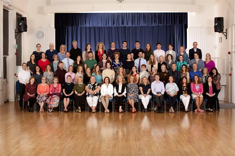 Staff MS 2019-2020
