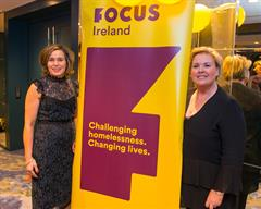 PA raise over €6000 for Focus Ireland