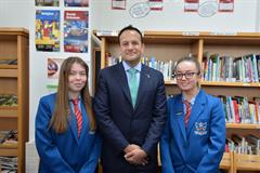 Visit of An Taoiseach Mr Leo Vardakar