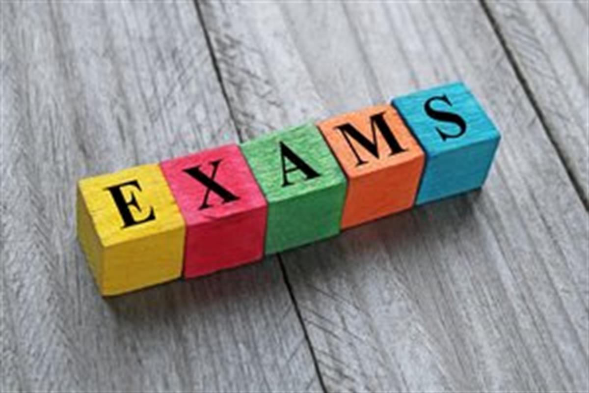 Summer Exams May 2020