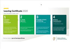 Leaving Certificate 2020