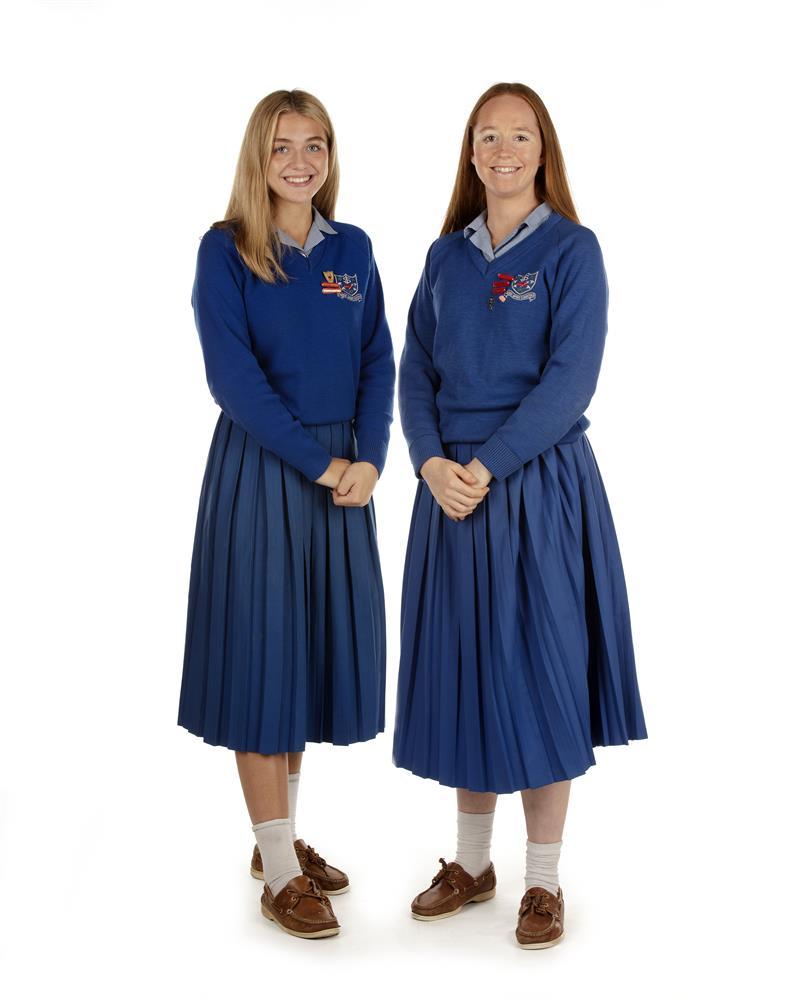 Blue Senior Uniform