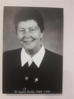 Sr Agnes Reilly RIP