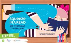 Ireland Reads, Thursday 25th February